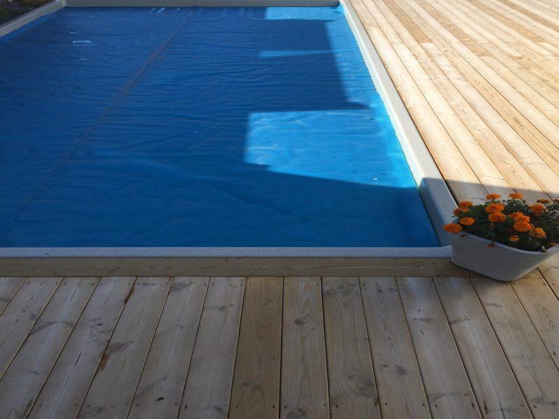 flytande värmeduk solfolie till pool